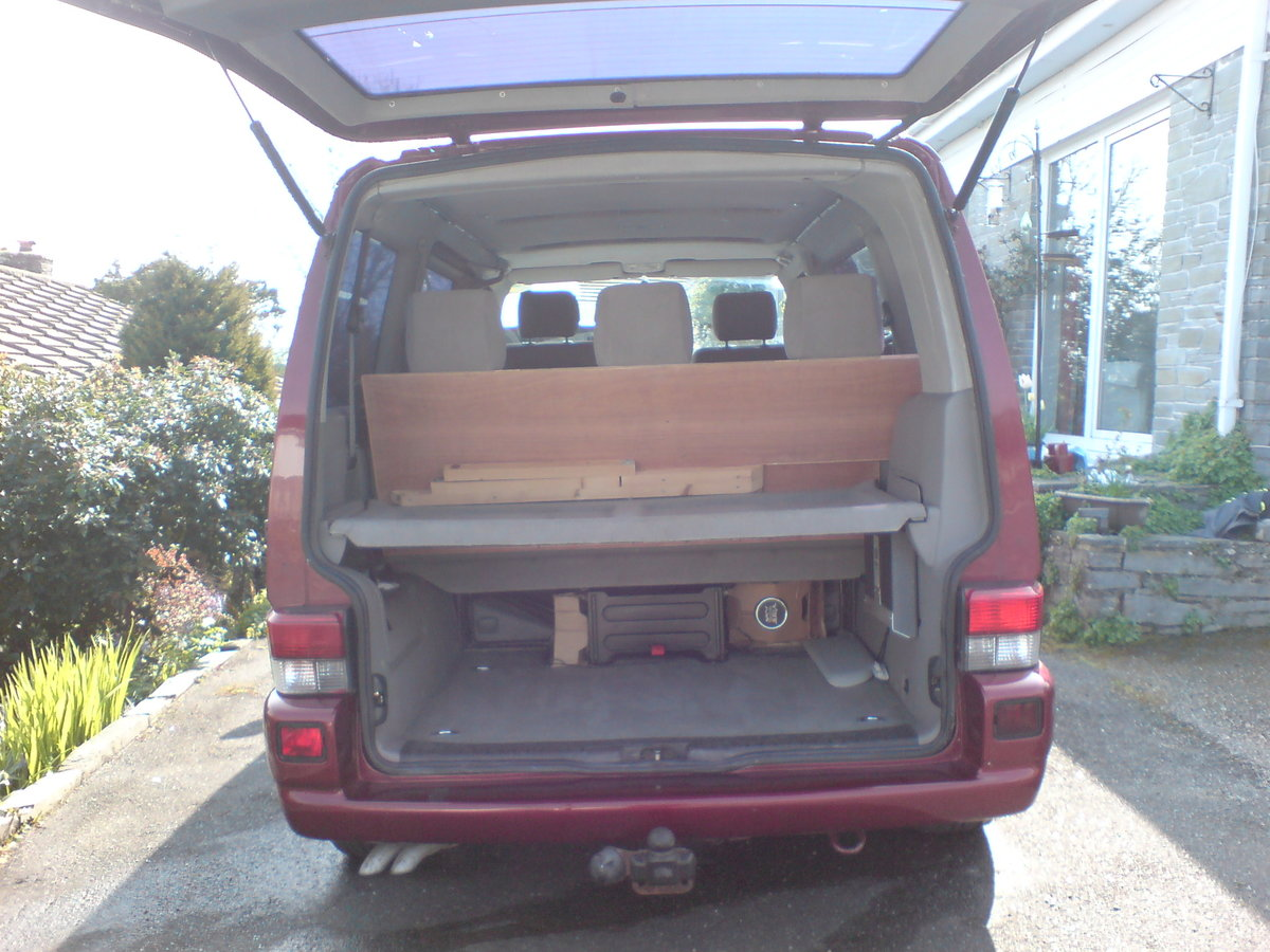 1999 VW T4 Caravelle For Sale (picture 3 of 6)