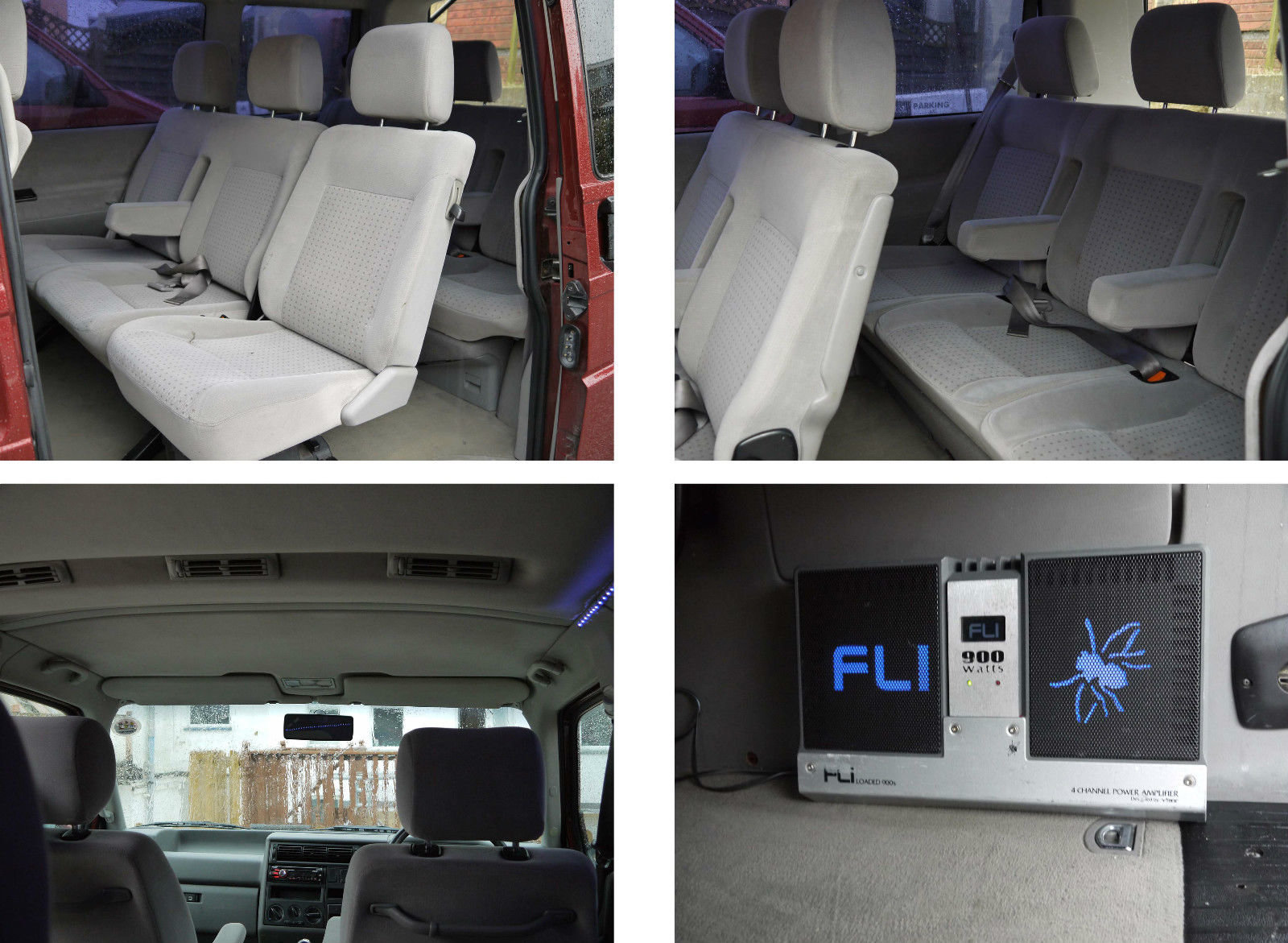 1999 VW T4 Caravelle For Sale (picture 4 of 6)