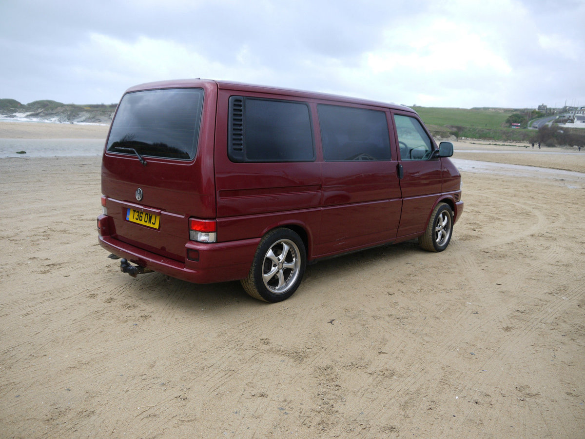 1999 VW T4 Caravelle For Sale (picture 5 of 6)