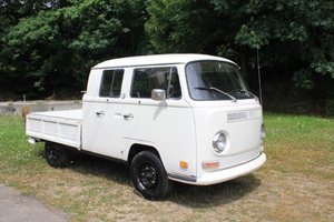 1970 Volkswagen Crew Cab Pickup - Lot 643 For Sale by Auction