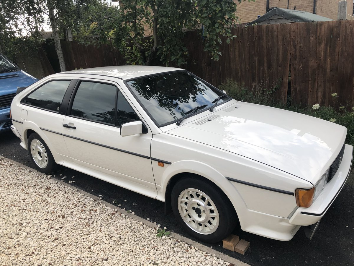1989 VW Scirocco Scala For Sale (picture 1 of 5)