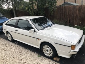 1989 VW Scirocco Scala For Sale
