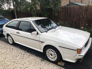 1989 VW Scirocco Scala