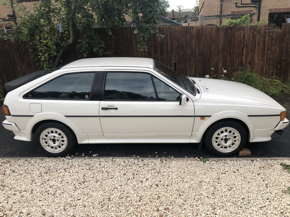 1989 VW Scirocco Scala For Sale (picture 2 of 5)