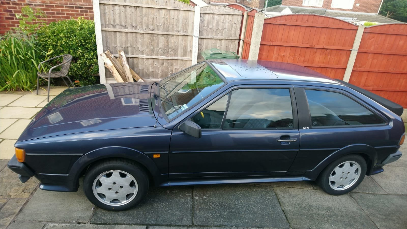 1988 VW Scirocco GTX  For Sale (picture 1 of 2)