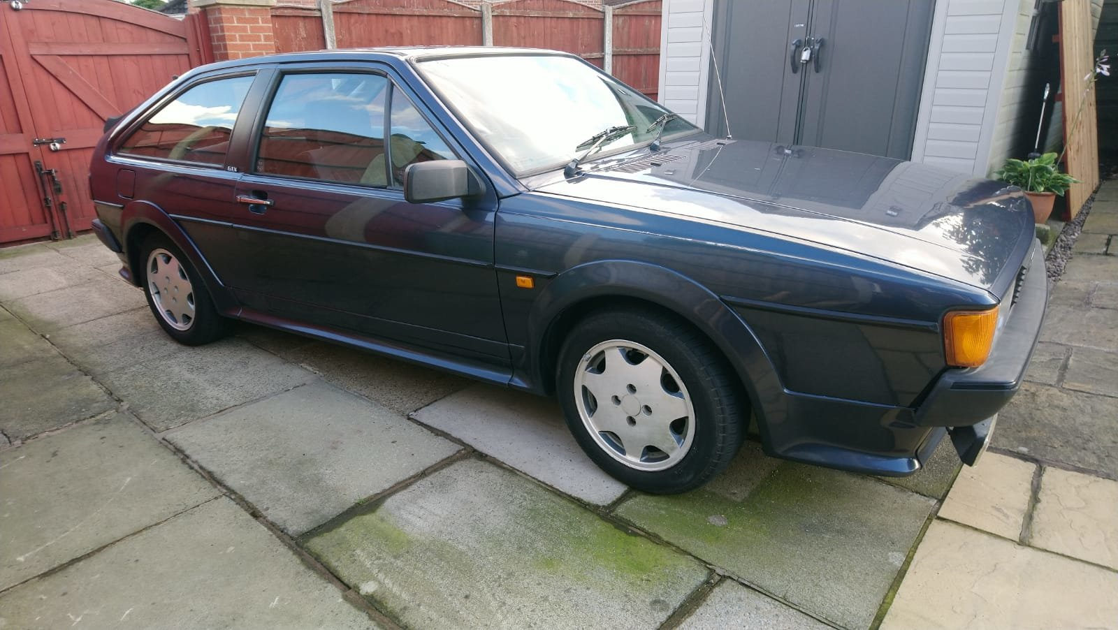 1988 VW Scirocco GTX  For Sale (picture 2 of 2)