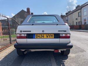 1985 MK1 VW GOLF GTI CABRIOLET For Sale
