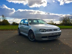 2002 Volkswagen Golf GTI 25th Anniversary, 57k Miles For Sale