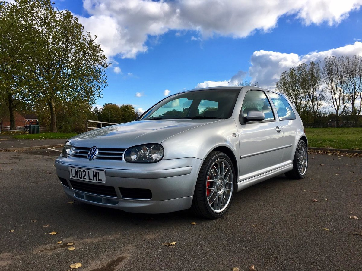2002 Volkswagen Golf GTI 25th Anniversary, 57k Miles For Sale (picture 2 of 6)
