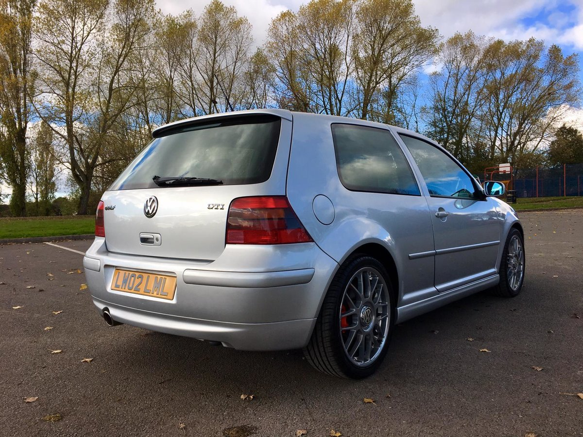 2002 Volkswagen Golf GTI 25th Anniversary, 57k Miles For Sale (picture 3 of 6)