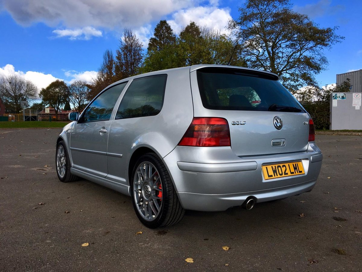 2002 Volkswagen Golf GTI 25th Anniversary, 57k Miles For Sale (picture 4 of 6)