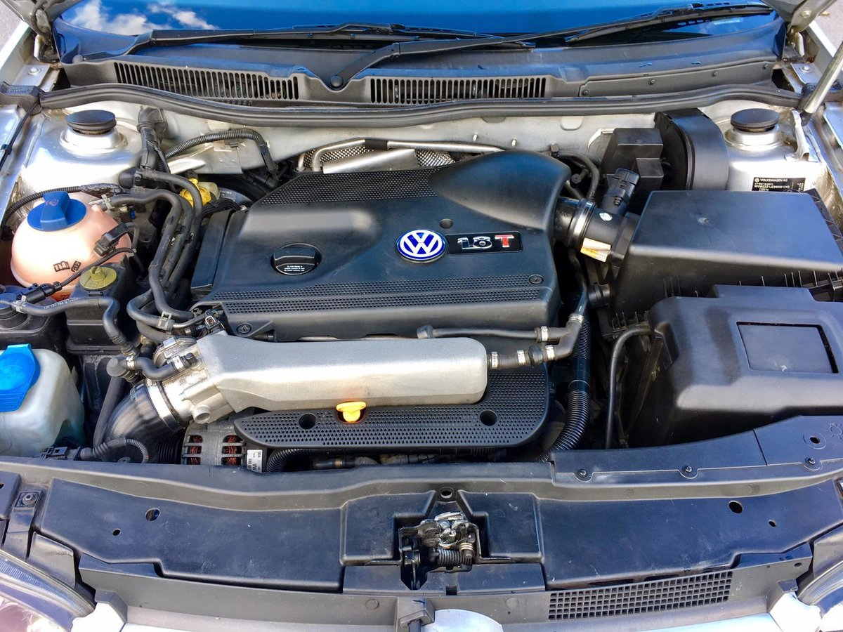 2002 Volkswagen Golf GTI 25th Anniversary, 57k Miles For Sale (picture 6 of 6)