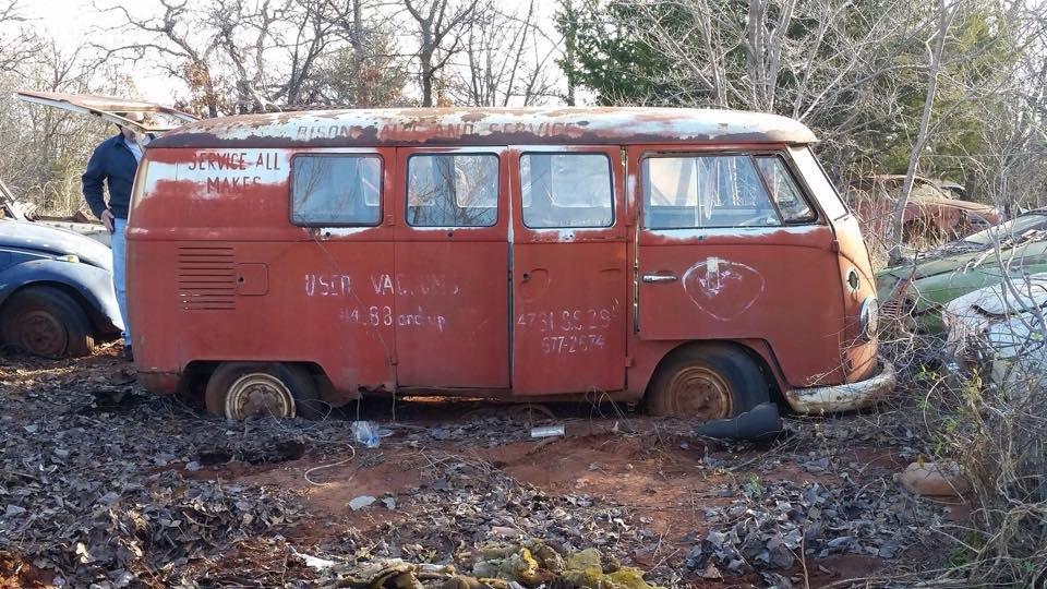 1965 VW Splitscreen Bus For Sale | Car And Classic