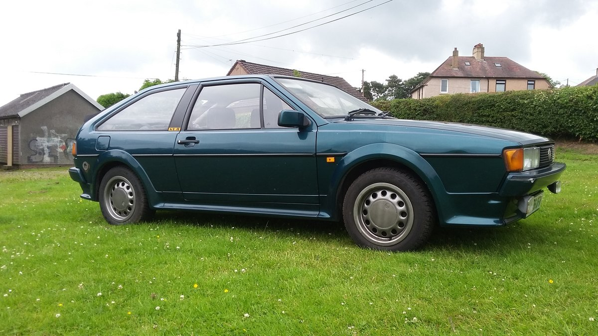 1992 VW SCIROCCO GT2 , LONG MOT, LPG/GAS CONVERTED For Sale (picture 1 of 6)