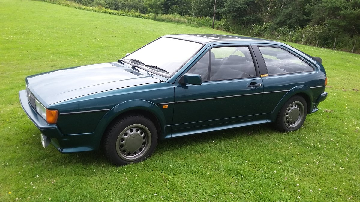1992 VW SCIROCCO GT2 , LONG MOT, LPG/GAS CONVERTED For Sale (picture 4 of 6)