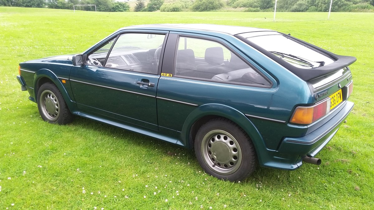 1992 VW SCIROCCO GT2 , LONG MOT, LPG/GAS CONVERTED For Sale (picture 5 of 6)