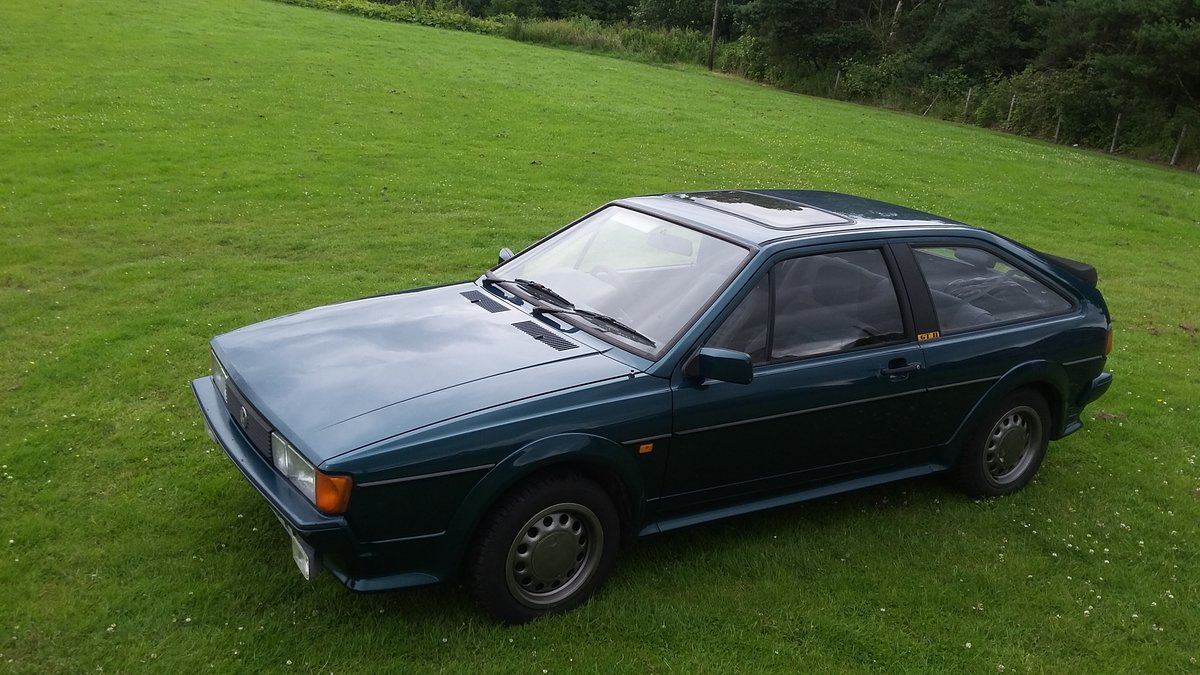 1992 VW SCIROCCO GT2 , LONG MOT, LPG/GAS CONVERTED For Sale (picture 6 of 6)