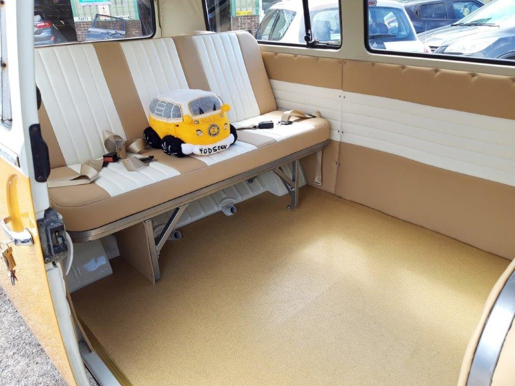 1972 T2 BAY WINDOW For Sale (picture 4 of 6)