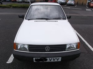 1992 VW Polo Coupe