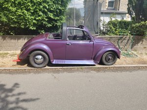 1965 VW beetle   wind  jammer For Sale
