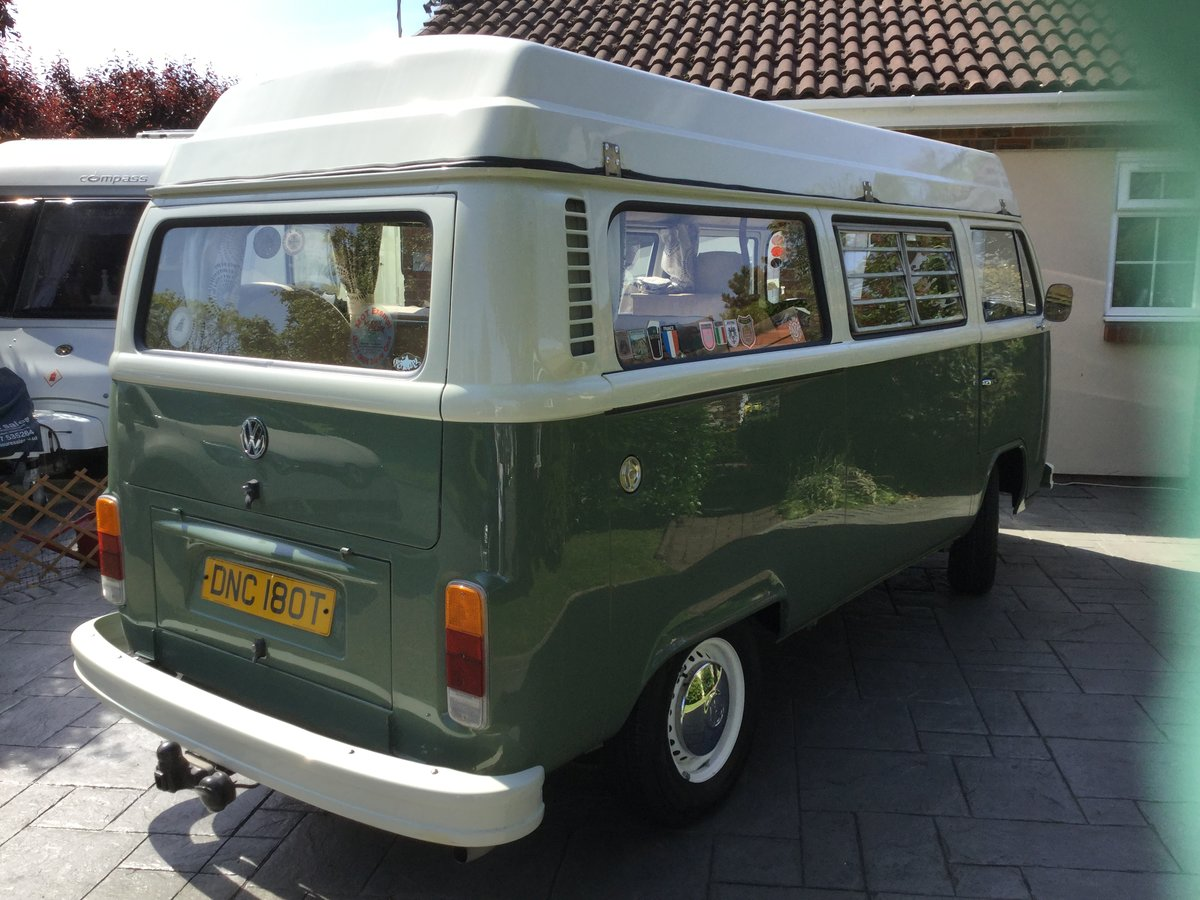 Fully Restored 1979 Bay Window Rare Automatic For Sale (picture 5 of 6)