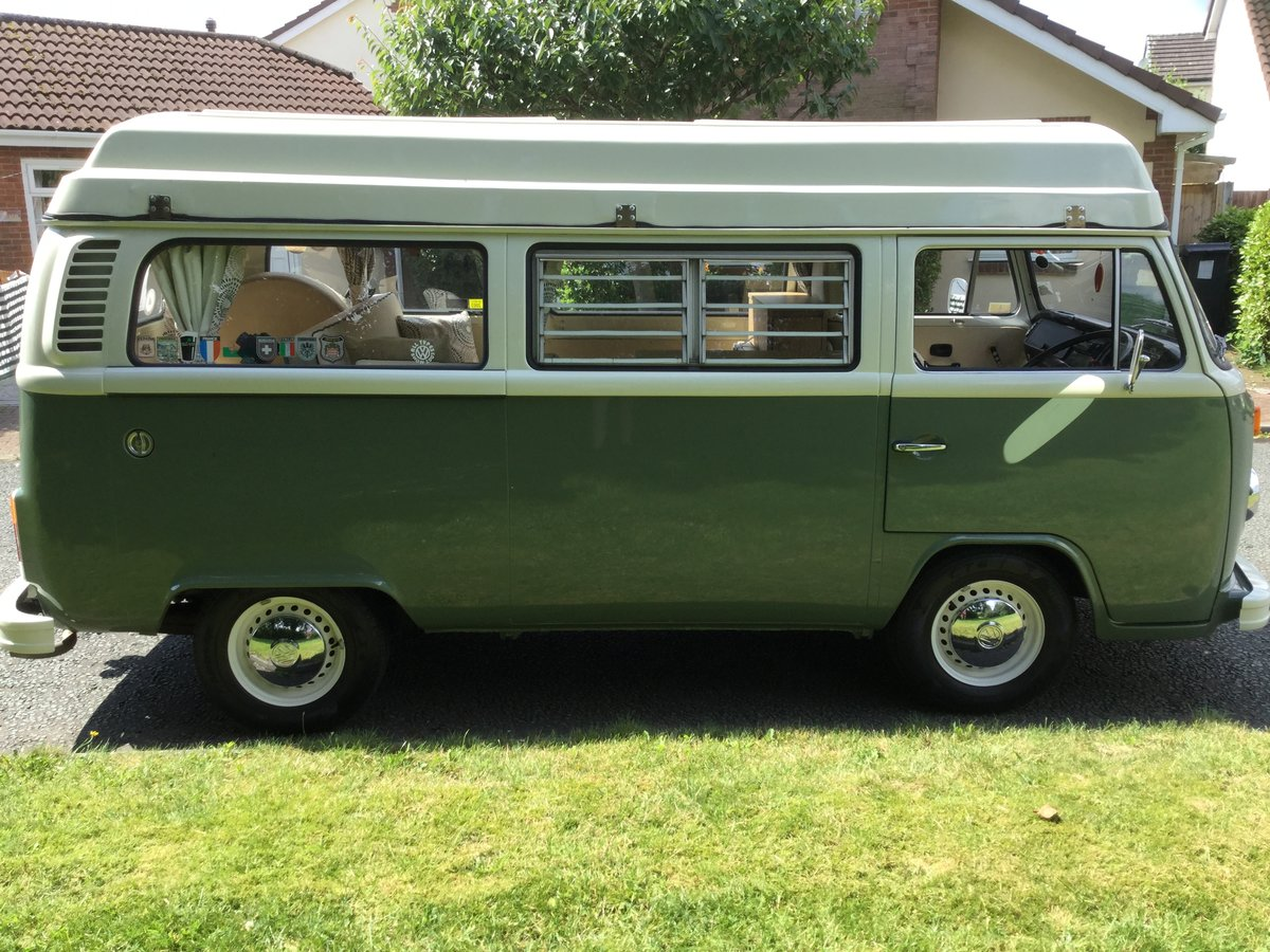 Fully Restored 1979 Bay Window Rare Automatic For Sale (picture 6 of 6)