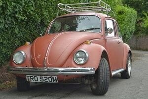 1974 Volkswagen Beetle Classic  SOLD