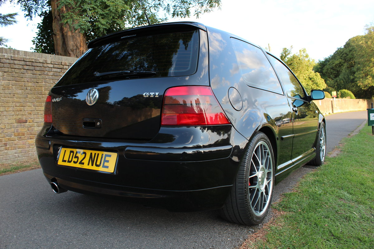 2002 Golf GTI 25TH Anniversary 1.8T *SOLD SIMILAR REQUIRED* SOLD (picture 3 of 6)