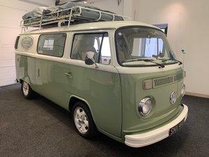 1976 Volkswagen camper t2 rhd - fully restored