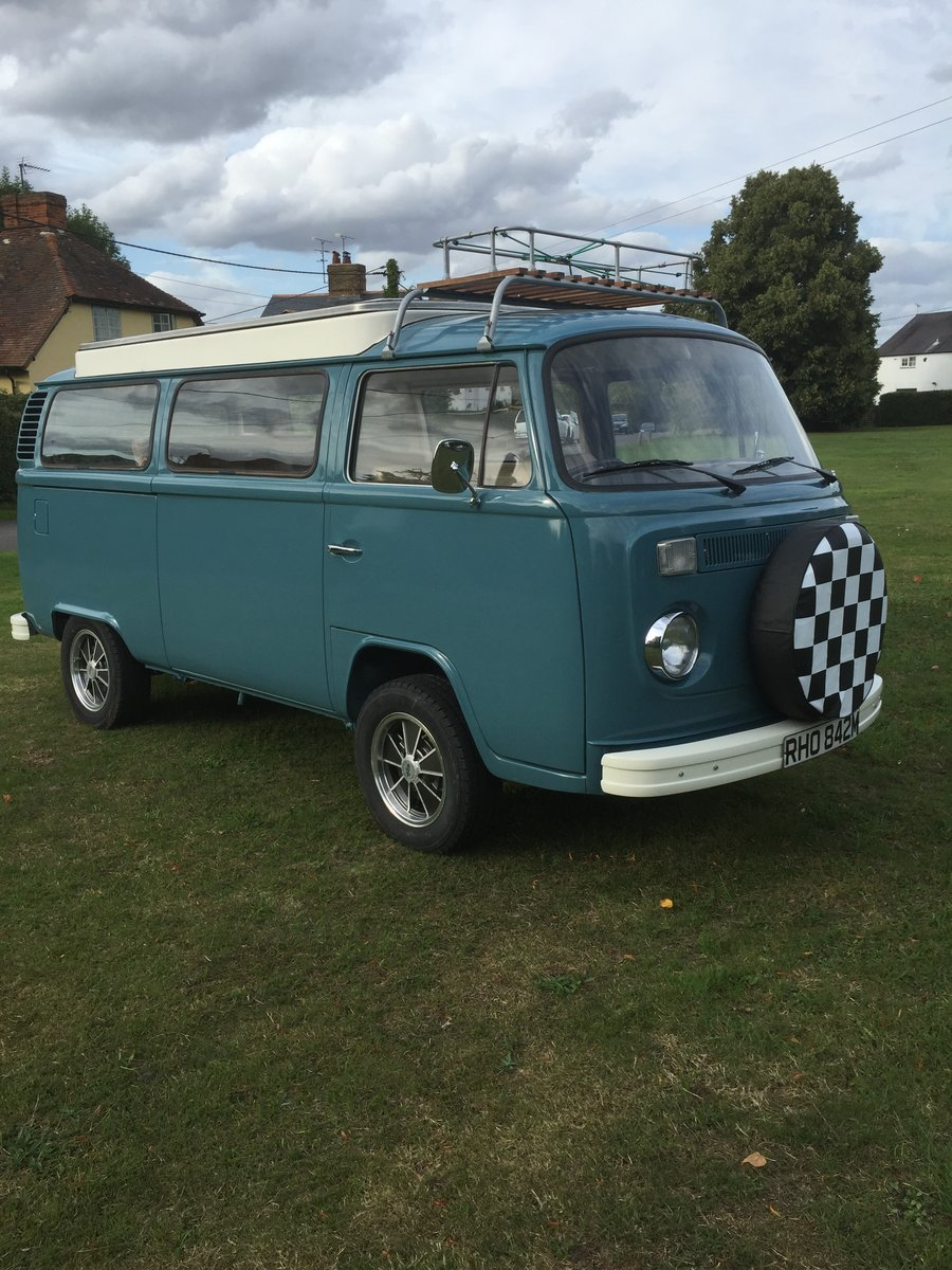 1973 VW Bay Window Holdsworth Camper Amazing SOLD | Car And
