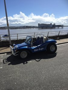 1972 VW beach buggy Stunning