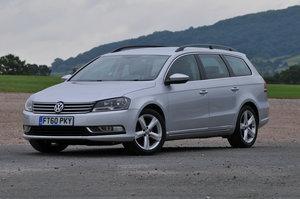 2011 Volkswagen Passat estate Bluemotion Tech TDI 140