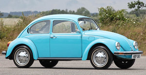 1977 VOLKSWAGEN BEETLE 1200 SALOON For Sale by Auction