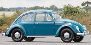 1966 VOLKSWAGEN BEETLE 1300 SALOON For Sale by Auction
