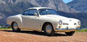 1966 VW Karmann Ghia 1300 RHD Rare  For Sale