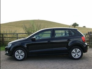 2016 VW Polo 1.2 - 8000 miles. Full VW service history. For Sale