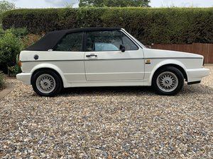 1990 Mk1 clipper golf lovely condition For Sale