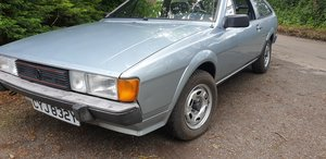 1983 LHD VW Scirocco GTi -- very original 2 owners  SOLD