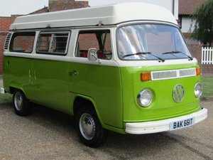 1979 VW T2 Camper at ACA 24th August  For Sale