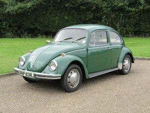 1971 VW 1300 Beetle NO RESERVE at ACA 24th August  For Sale