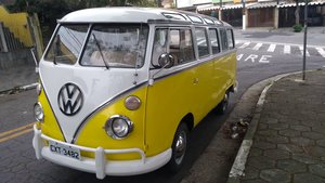 1975 VW T1 samba replica For Sale