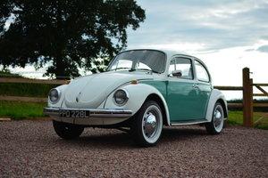 1973 Volkswagen Beetle 1303 S