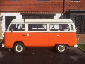 1976 VW T2 Westfalia For Sale