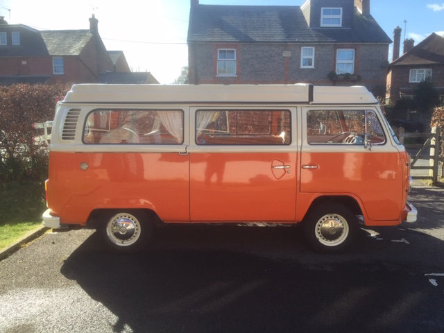 1976 VW T2 Westfalia For Sale (picture 2 of 6)