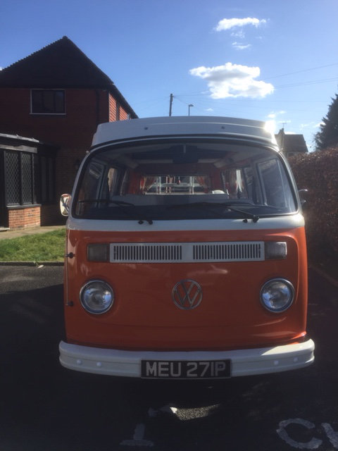 1976 VW T2 Westfalia For Sale (picture 3 of 6)