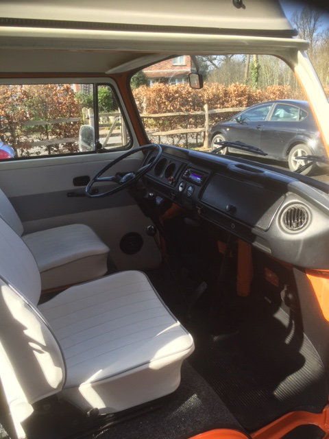 1976 VW T2 Westfalia For Sale (picture 5 of 6)