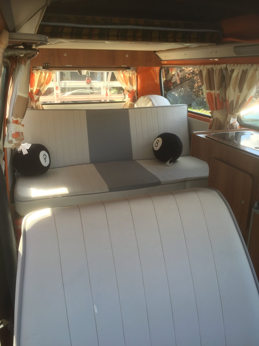 1976 VW T2 Westfalia For Sale (picture 6 of 6)