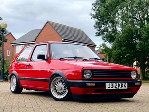 1991 MK2 Volkswagen Golf 1.6 For Sale
