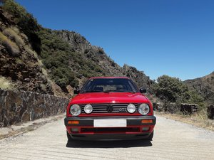 1990 VW tornado golf gti with 48 k km.one hand.mint! For Sale
