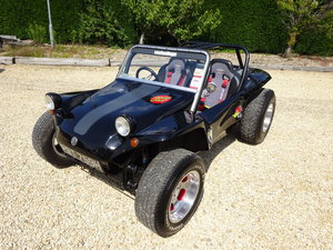 1970 VW Beach Buggy SWB, Black, 1600 Manual For Sale